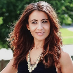 Picture of Suzy Karadsheh from The Mediterranean Dish